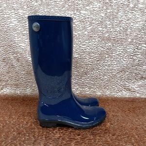 UGG Shaye Rain Boots Size 5